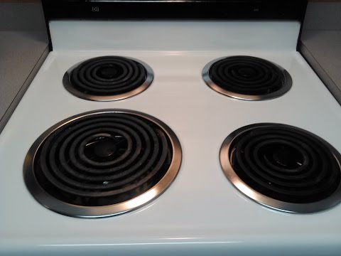How to clean your stove top like a Pro
