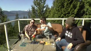 Puffing, drone flying and Puffing with Cameron and Brett by Bubbleman's World