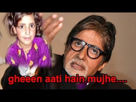 Amitabh Bachchan when asked about his reactions on  sexual attacks