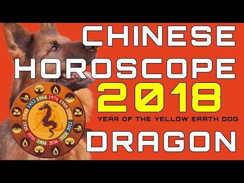 Dragon 2018 Chinese Horoscope Predictions