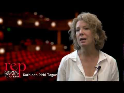weir - THE WEIR opens the REP's 2012-13 Season. Watch an interview with REP Actress Kathleen Pirkl Tague on Conor McPherson's play. THE WEIR runs from September 27-...