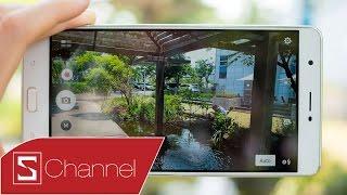 Schannel - Zenfone 3 Ultra: Những điểm thu hút mọi án...