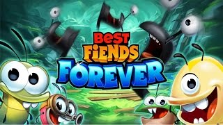 Best Fiends Forever Android Gameplay (HD)