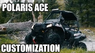 5. Polaris ACE Aftermarket Accessories Installation