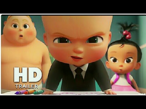 The Boss Baby 2: Back in Business Official Trailer [HD] Netflix