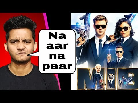 Men in Black international review: Kaaaash | Men in black international hindi version review | BNFTV