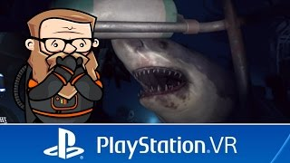 Mój pierwszy zawał z PlayStation VR - OCEAN DESCENT