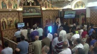 Tuesday St. Mary Nahda (Fr. Rofial Azmy) 08/15/2017