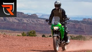 3. 2017 Kawasaki Versys-X 300 First Test Review Video | Riders Domain
