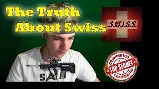 Video The Truth About SWISS Warface (Parody) MP3, 3GP, MP4, WEBM, AVI, FLV Juli 2018