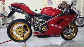 8. Ducati 1198s 2016