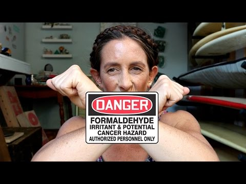 Formaldehyde Releasors | Carcinogens | Fun Fast Facts Friday