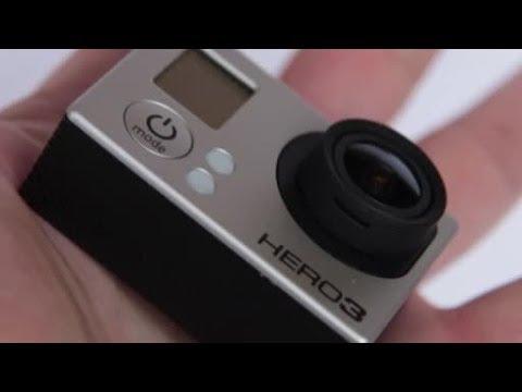 Helmkamera Test der Stiftung Warentest: Actioncam GoPro & Co