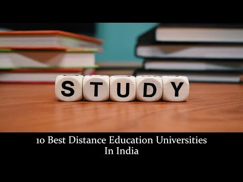 10 Best Distance Education Universities In India