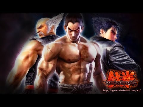 Tekken 6 Full Game movie (Mishima saga) (HD)