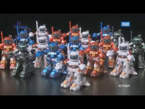 Робот на инфракрасном управлении Winyea W101b Boxing Robot Синий