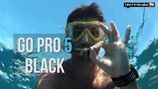 GO PRO 5 - test