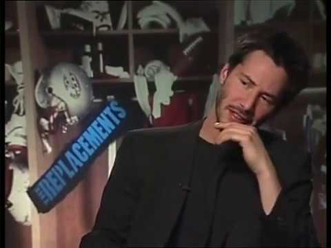 2000 Interview with Keanu Reeves / The Replacements
