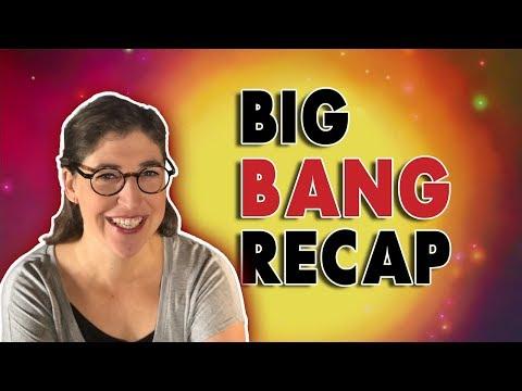 Big Bang Recap - The Confidence Erosion || Mayim Bialik