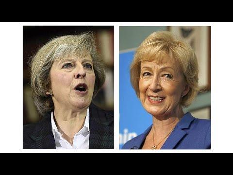 Βρετανία: Μέι και Λίντσομ υποψήφιες για Συντηρητικούς και πρωθυπουργία