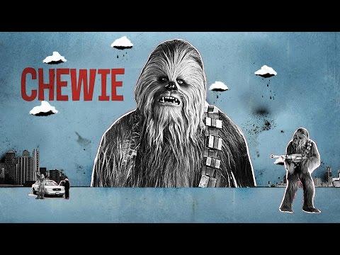 Chewie parody of the show Louie