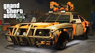 New GTA 5 Gun Running DLC update new cars, vehicles, bunker and weapons research! GTA 5 Gunrunning DLC for GTA 5 ...