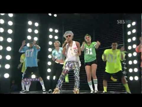 G-DRAGON_0930_SBS Inkigayo_CRAYON (크레용)