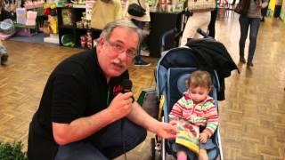 #567 Giardina 2012 - Interview mit Lubera Fan