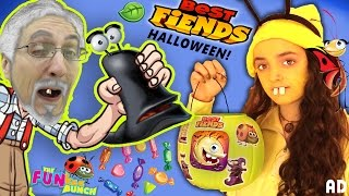 OLD MAN & HIS BEST FIENDS! HALLOWEEN COSPLAY w/ FUNkee Bunch & DUDDY!