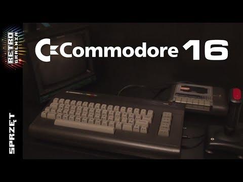 💾 Commodore 16 - nie-budżetowa pomyłka retro historii - C116 / Plus/4 / C264