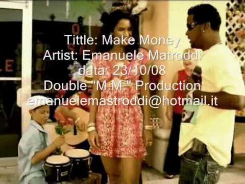 "New Hip hop 2010 top ten promo - Make MoneY - Double ""M.M."" demo Emanuele Mastroddi"