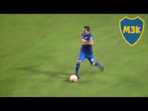 Boca Bolivar Lib16 / Golazo de Carlitos Tevez - La 12 - Boca Juniors