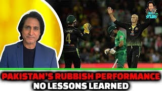 Pakistan's Rubbish performance continues | No lessons learned