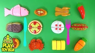 Video Belajar Food Bakery Buah Sayuran Nama Food dengan Pizza Kue carb Bread Toy [Korea] MP3, 3GP, MP4, WEBM, AVI, FLV Oktober 2017