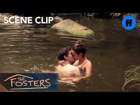 The Fosters | Season 5, Episode 7: Callie And Aaron Go Swimming | Freeform
