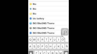 Hola gente acá esta el ultimo vídeo .... sobre como bloquear aplicaciones en tu dispositivo ios ... !!! Nombre de la App : Bioprotect Fuente : https://cydia....