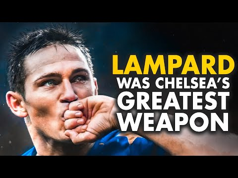 Just how GOOD was Frank Lampard Actually?