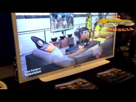 All Weather TV Review - The 55inch Sunbright (The Luxury Technology Show - Beverly Hills)