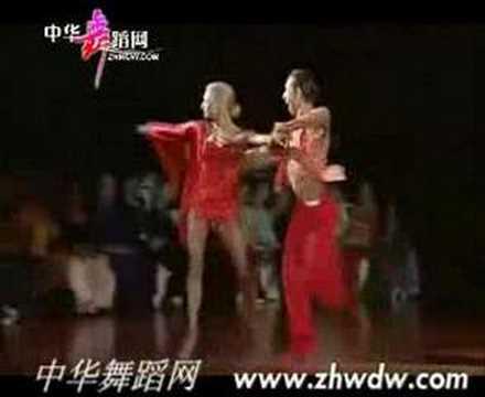 2007 Maxim & Yulia Show Dance - Samba