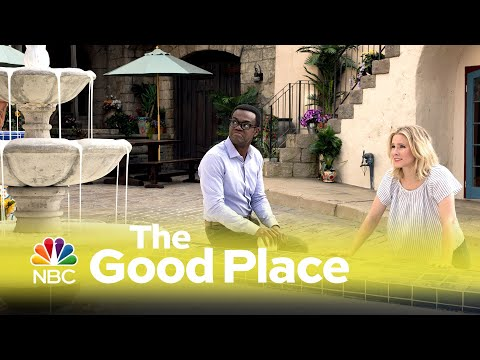 The Good Place - They're in the Forking Bad Place!? (Episode Highlight)