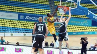 The best dunks of PBC «Astana» in the season 2016/2017