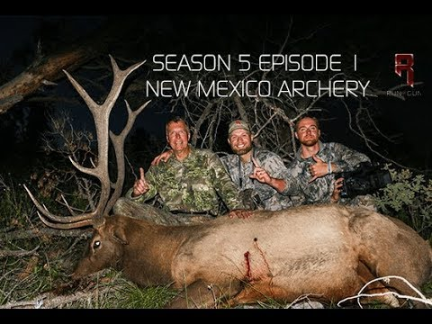 New Mexico Archery Elk S5E1 Seg1