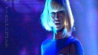 X Factor Albania - Celebrity Guest - Dafina Zeqiri