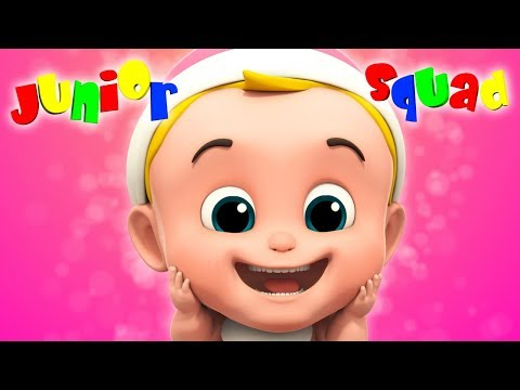 🔴 Nursery Rhymes For Kids | Cartoon Videos For Children | Shows for Toddlers | Junior Squad