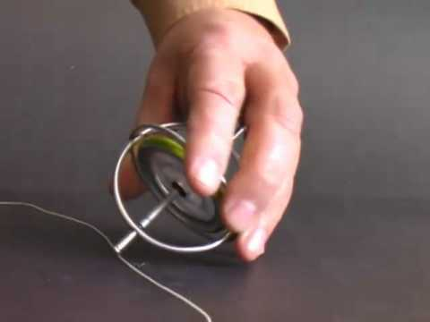 Co prozradí gyroskop?