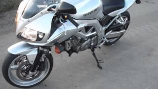 5. Suzuki SV 650 S 2004 ARROW exhaust sound