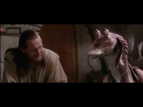 Nepovedené záběry při natáčení Star wars. Určitě se zasmějete