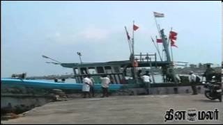 Chennai FisherMan Rescued after 13 Days - Dinamalar Dec 10th 2013 Tamil Video News