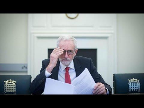 Brexit: «Εποικοδομητική» χαρακτηρίζεται η συνάντηση Μέι – Κόρμπιν…