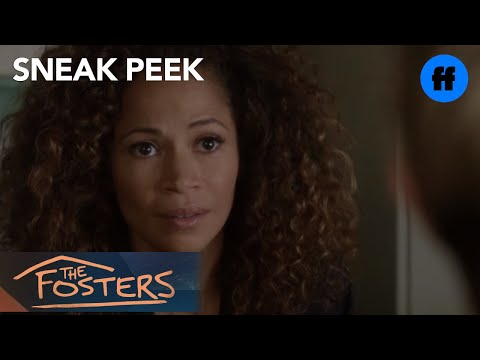 The Fosters 4.04 Clip 'Lena & Stef'